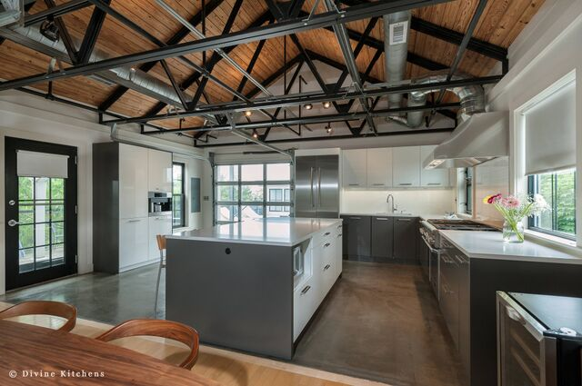 How to Design an Industrial Style Kitchen — Divine Design+Build