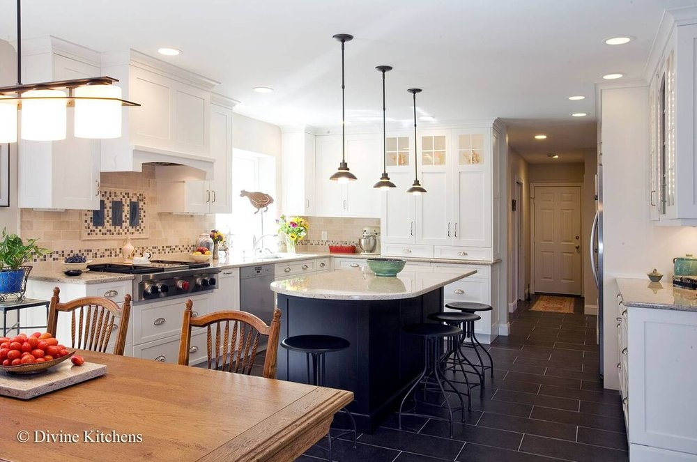 D Kitchen Lighting Options