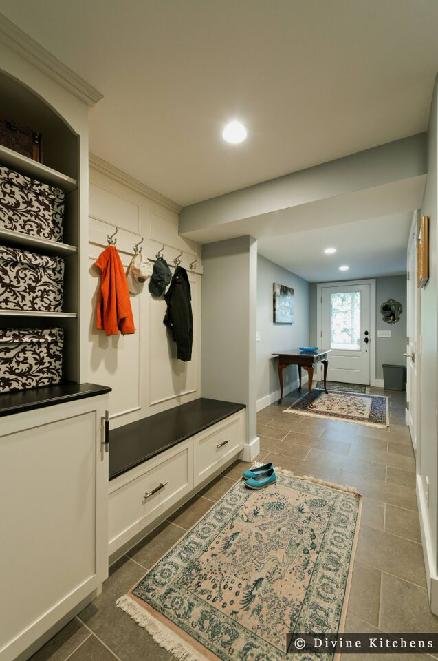 6 Ideas for a Creating a Functional Mudroom — Divine Design+Build