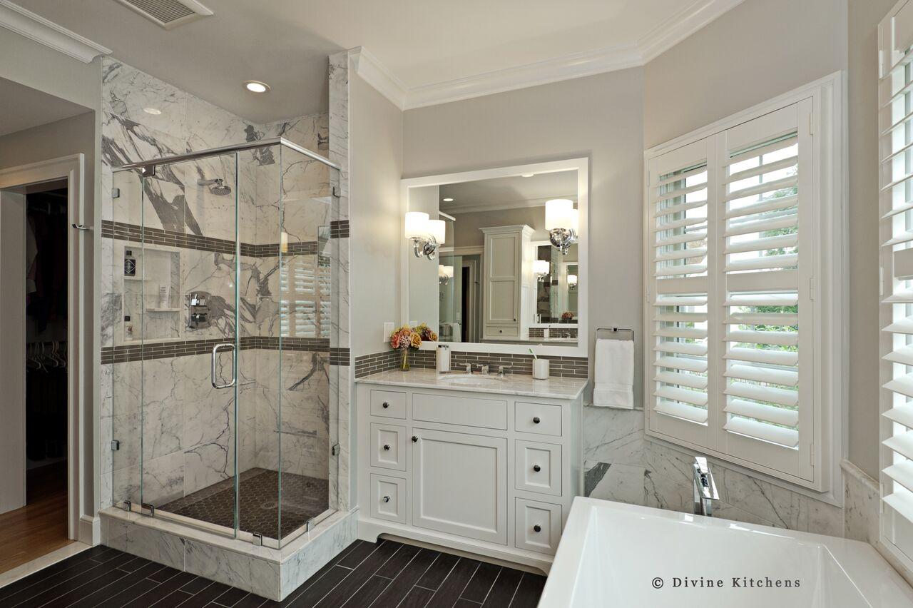 3 bathroom remodels 3 budgets part 2 divine design build