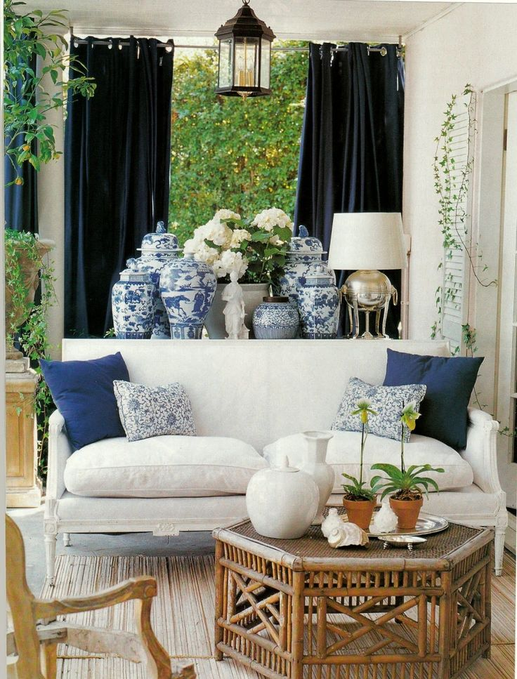 Chinoiserie decor trend - Laurel bernin interiors