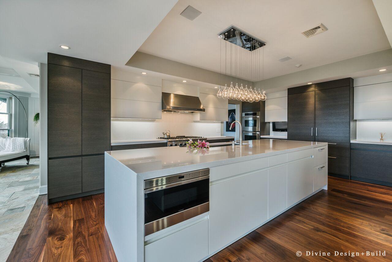 kitchen island ideas - appliances