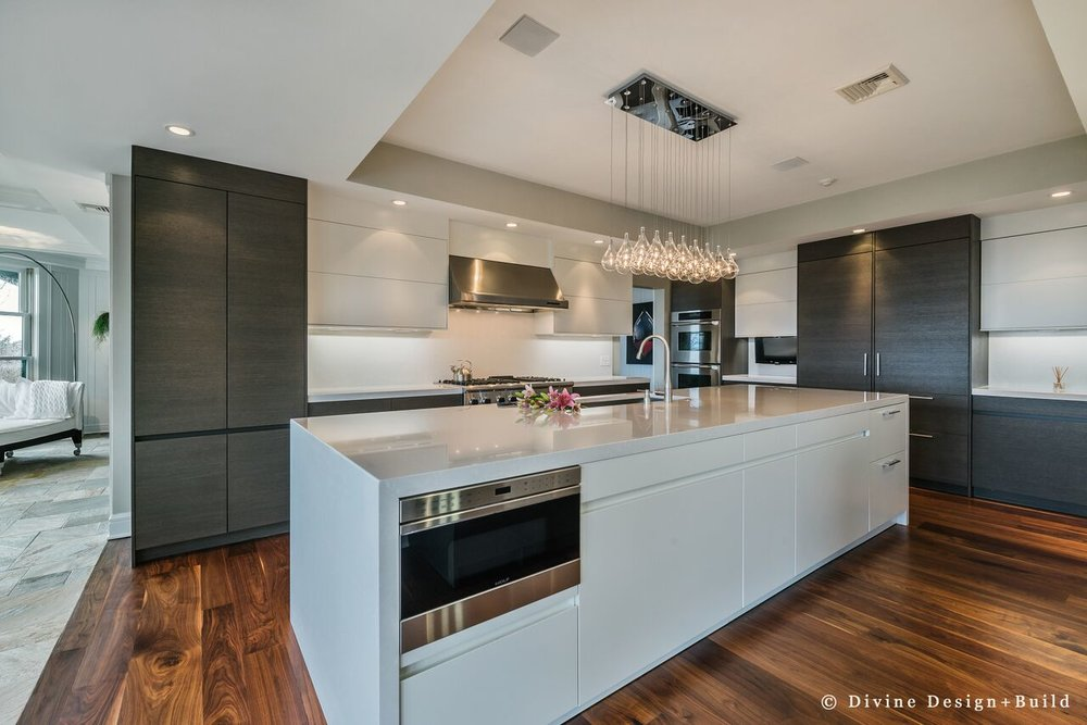 Divine Design+Build & 8 Beautiful Functional Kitchen Island Ideas \u2014 Divine Design+Build