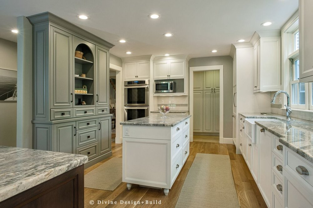 kitchen island ideas - storage & 8 Beautiful Functional Kitchen Island Ideas \u2014 Divine Design+Build