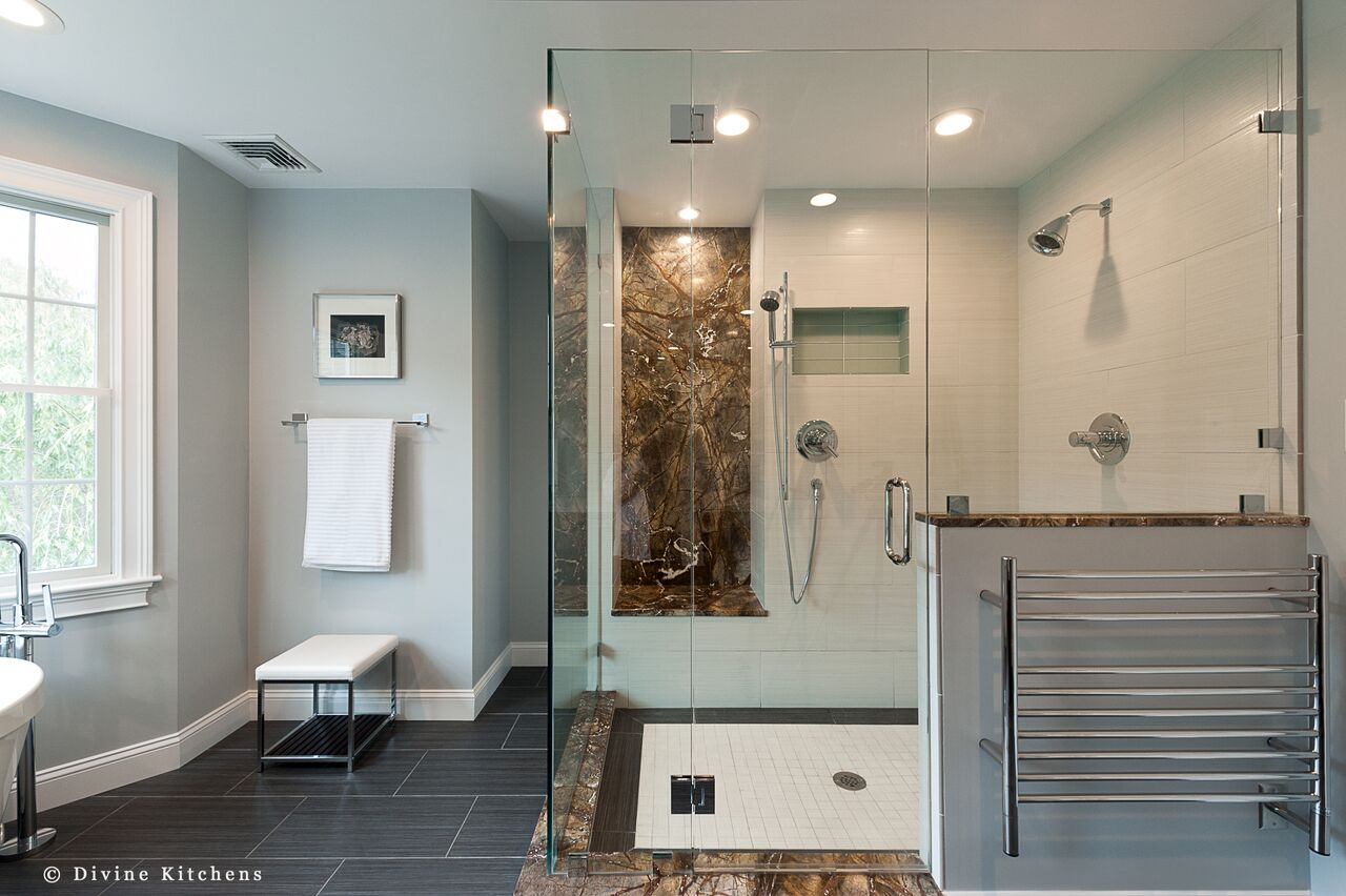 luxurious shower 2