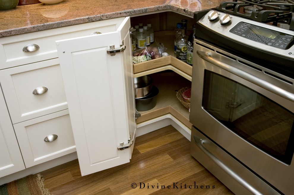 maximize storage in the kitchen