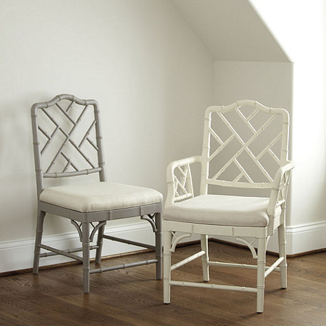 Chippendale side chairs from Ballard Designs
