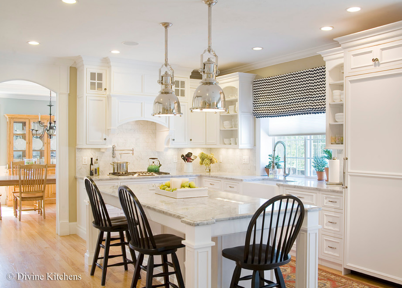 kitchen island design details