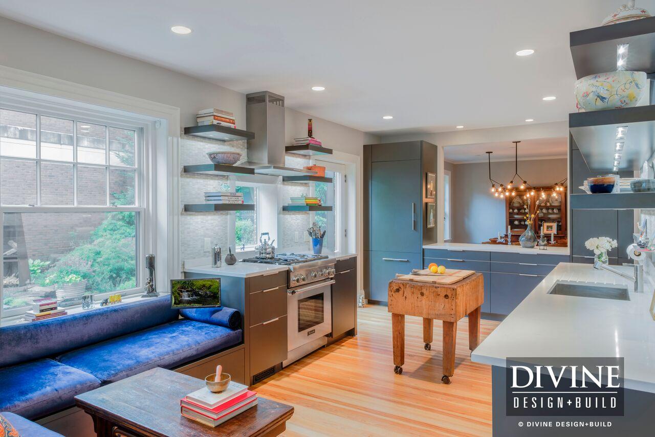 6 Alternatives To White Kitchen Cabinets Divine Design Build