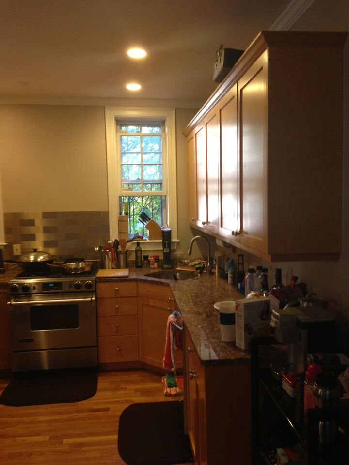 Boston kitchen renovation before 4