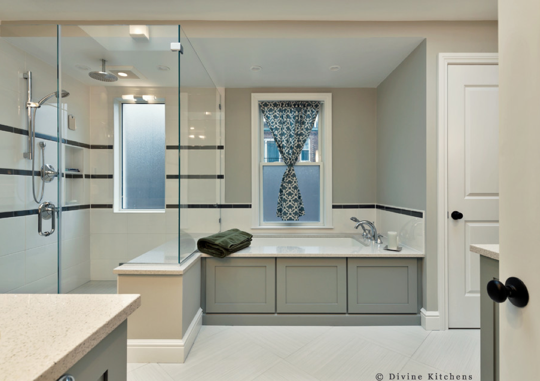 bathroom design boston