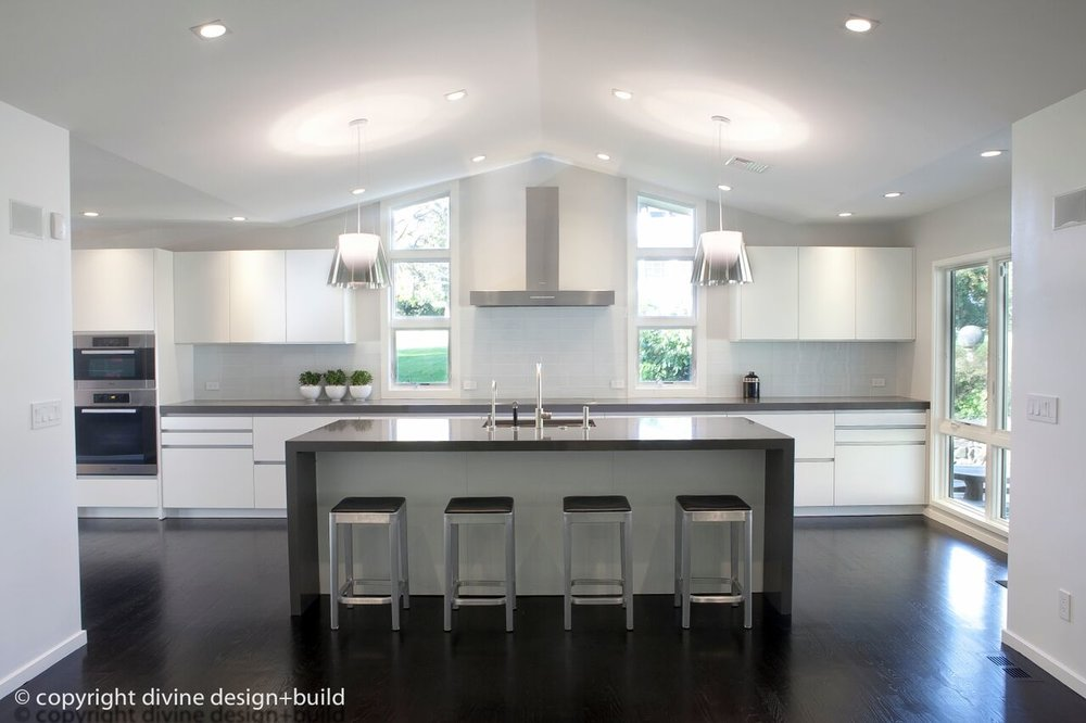Attirant Minimalist Kitchen Design Ideas