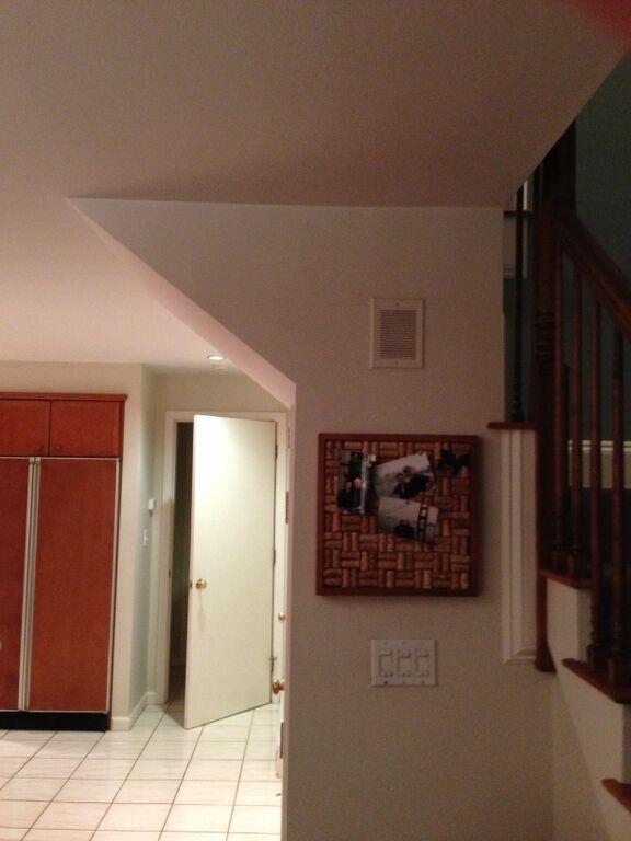 Before - Boston brownstone renovation 5
