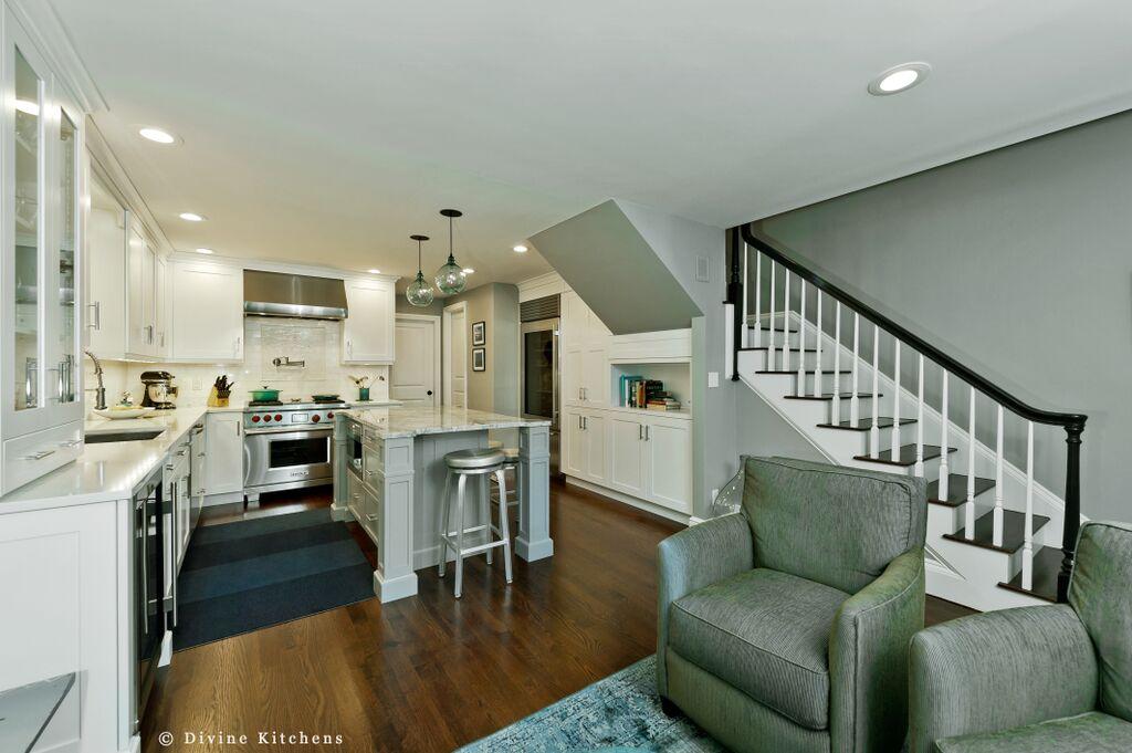 Boston brownstone renovation 1