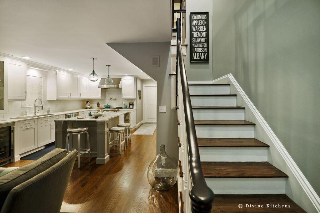 Boston brownstone renovation 4