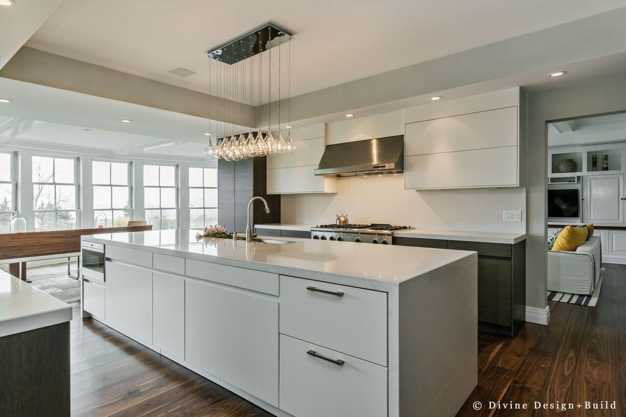 Minimalist kitchen design 2