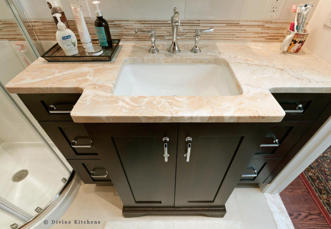 guide to choosing a bathroom sink