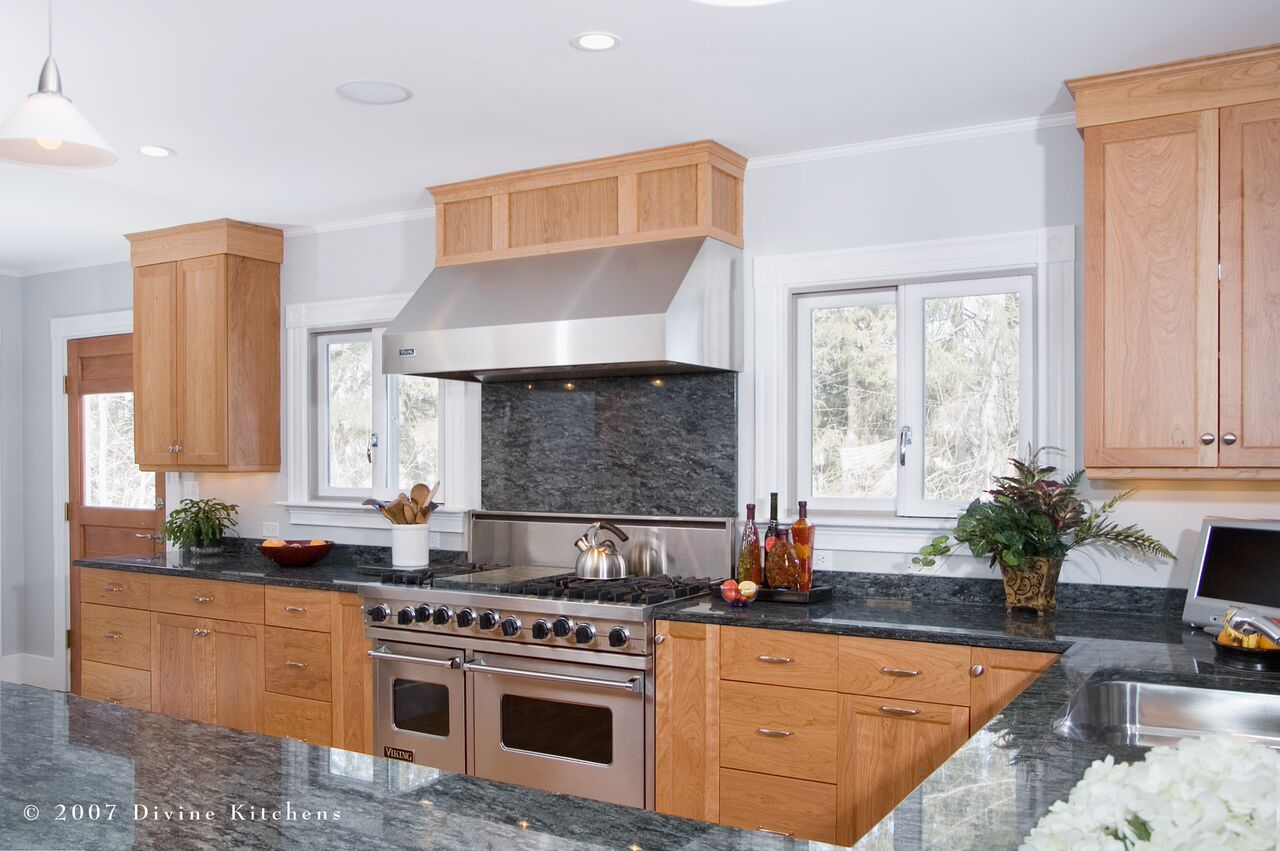 Shaker-style-kitchen 2