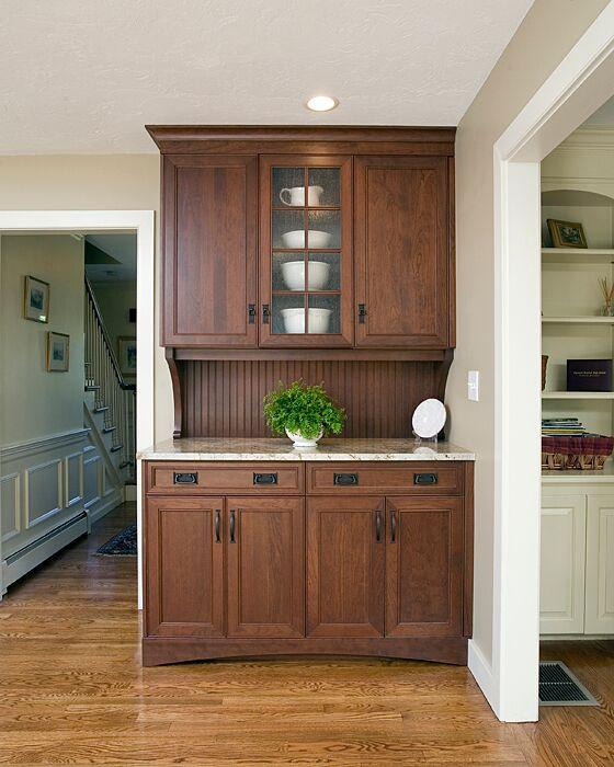 Shaker-style kitchen 3