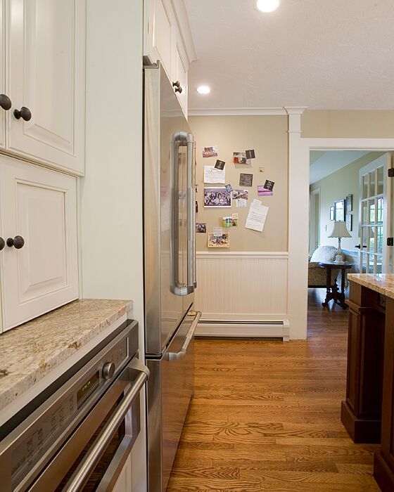 Shaker style kitchen 4