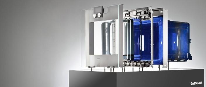 gaggenau german appliances - oven doors