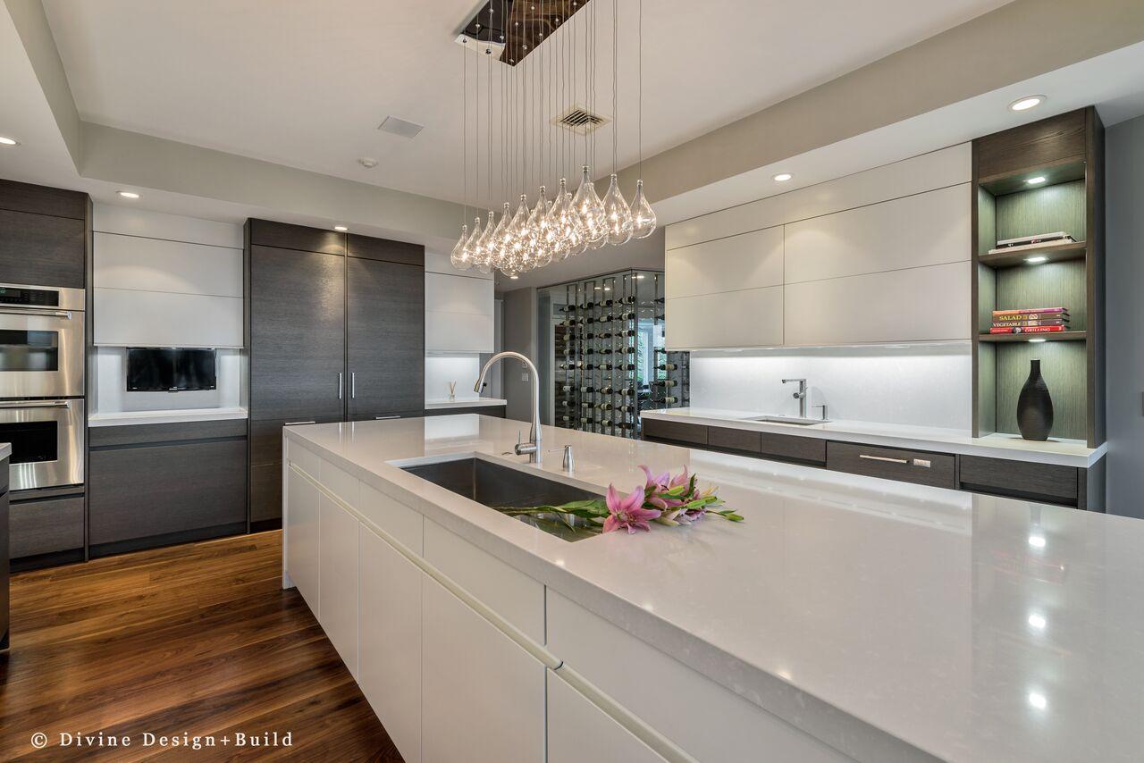 Minimalist Kitchen Design Ideas — Divine Design+Build