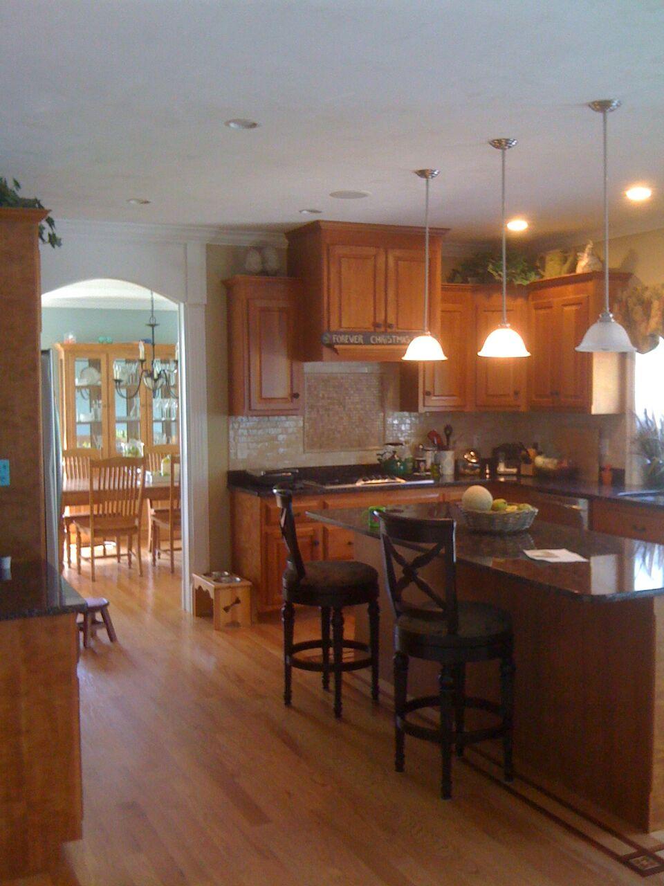 suburban boston kitchen renovation before photo 2