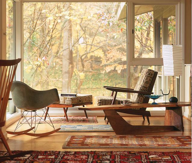 Interior design trends 2016 - Image via https://www.houzz.com/photos/234352/Den-of-Decadence-contemporary-home-office-other-metro