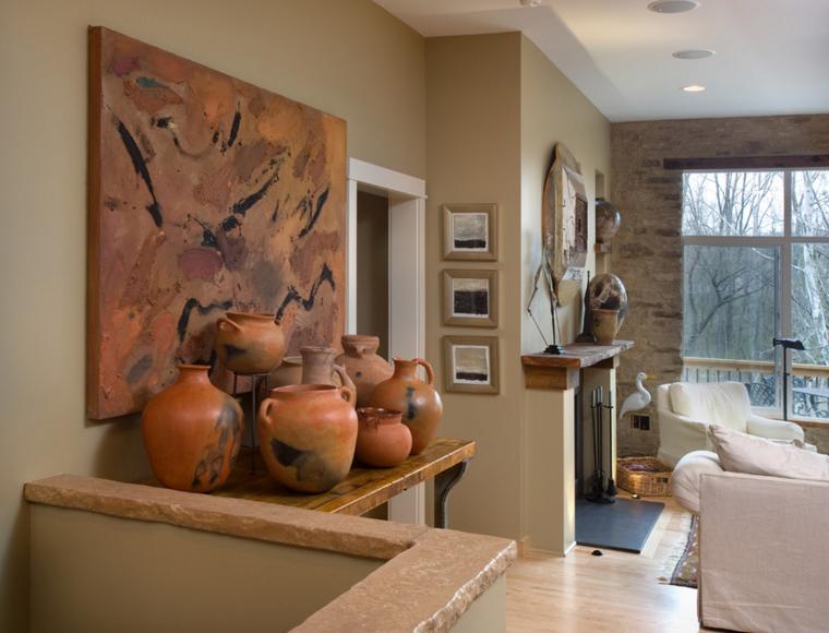 Interior design trends 2016 - Image via houzz.com