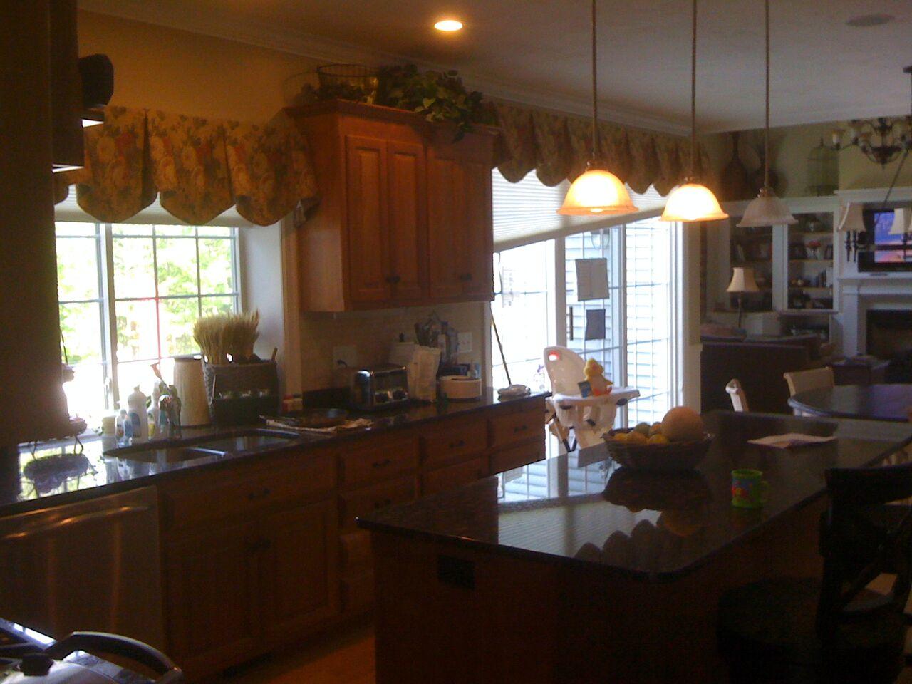 suburban boston kitchen renovation before photo 1