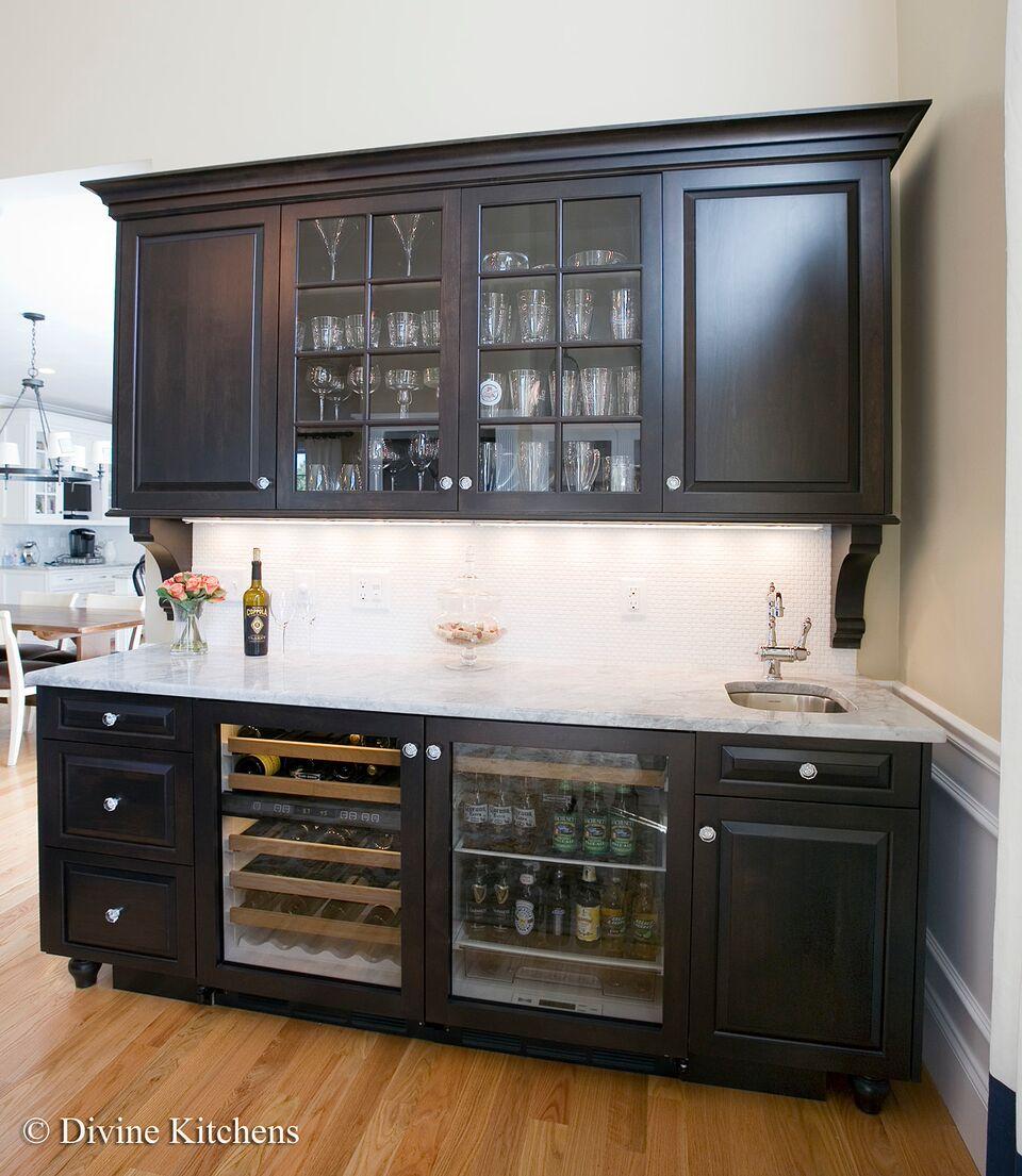 suburban boston kitchen renovation - after photo 9