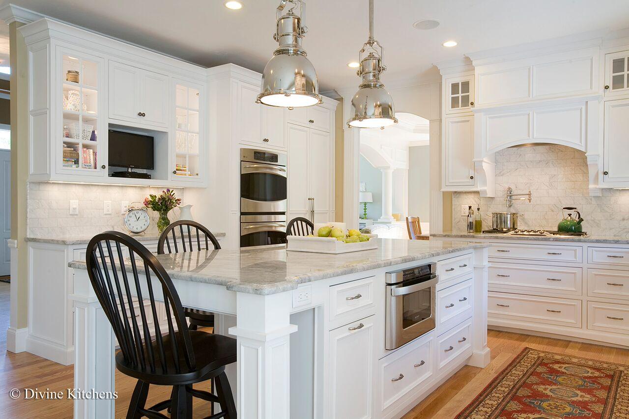 suburban boston kitchen renovation - after photo 3
