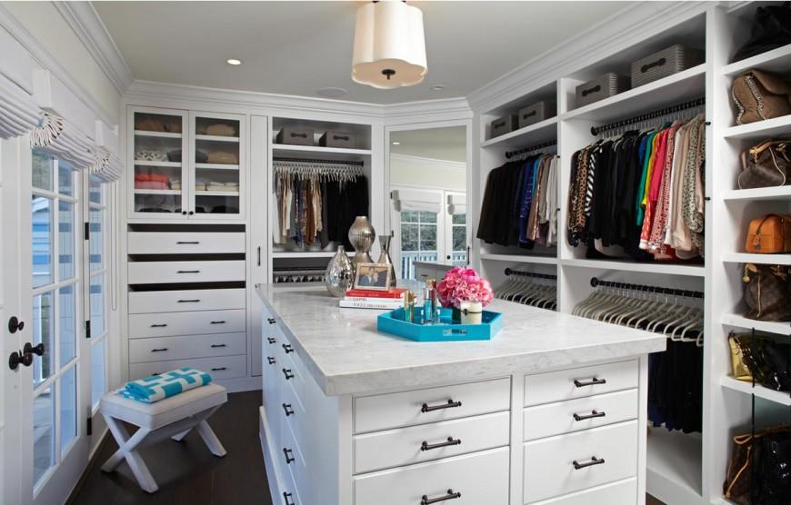walk in closet ideas & 13 Gorgeous Walk-In Closet Ideas \u2014 Divine Design+Build