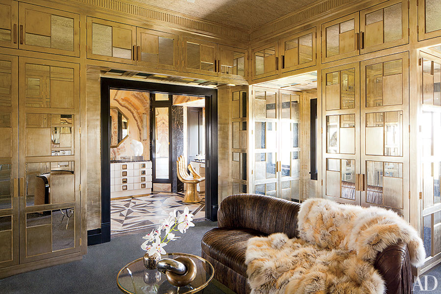 Photo by Roger Davies for Architectural Digest