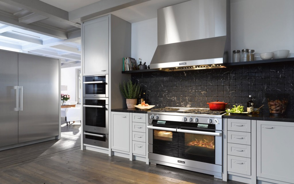 Miele german kitchen appliances