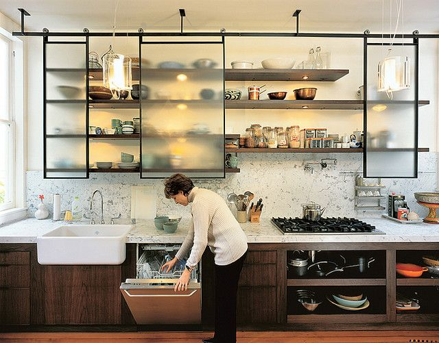 Industrial kitchen design - apt therapy