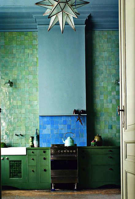 Scandinavian Kitchen -apt therapy
