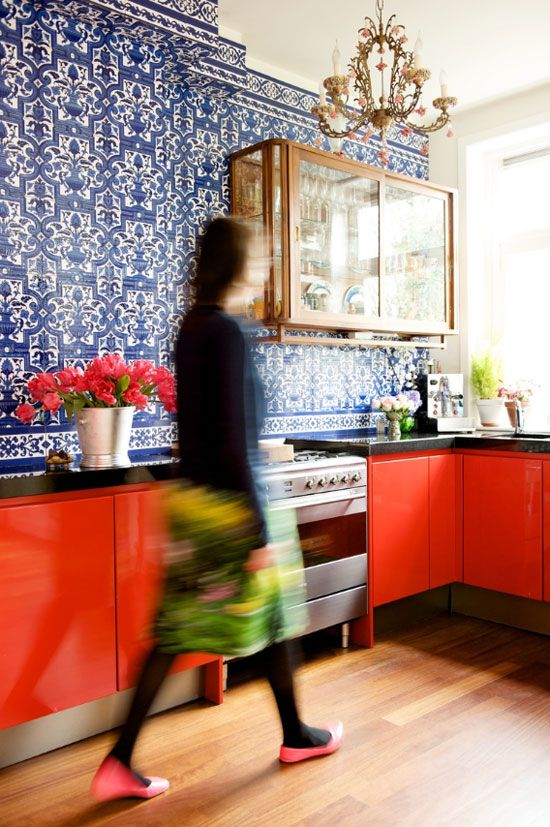 Unconventional kitchen 0Desire to inspire