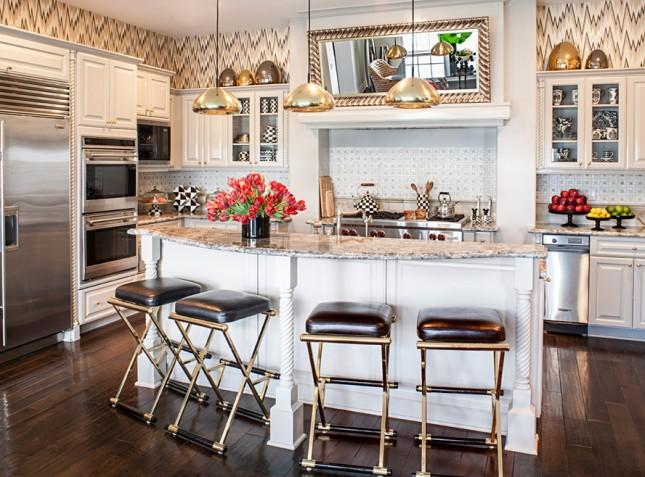 celebrity kitchens - kourtney kardashian