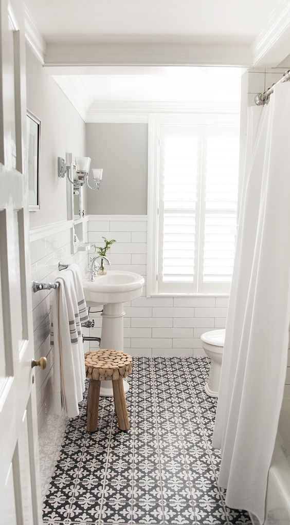 2-bathroom tile ideas - diyncraftsyou