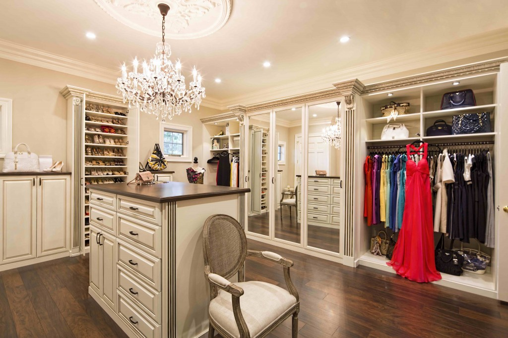 Closet lighting options - closet factory