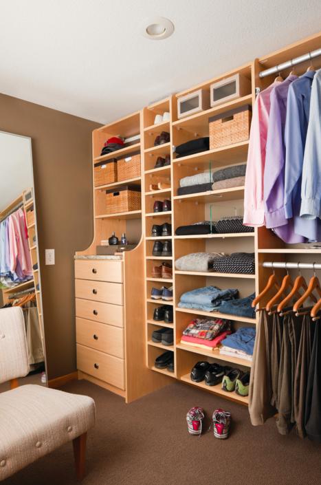 storage ideas for your closet