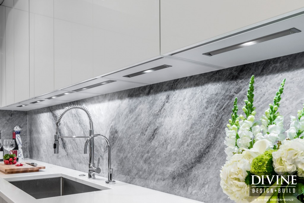 gray backsplash design boston