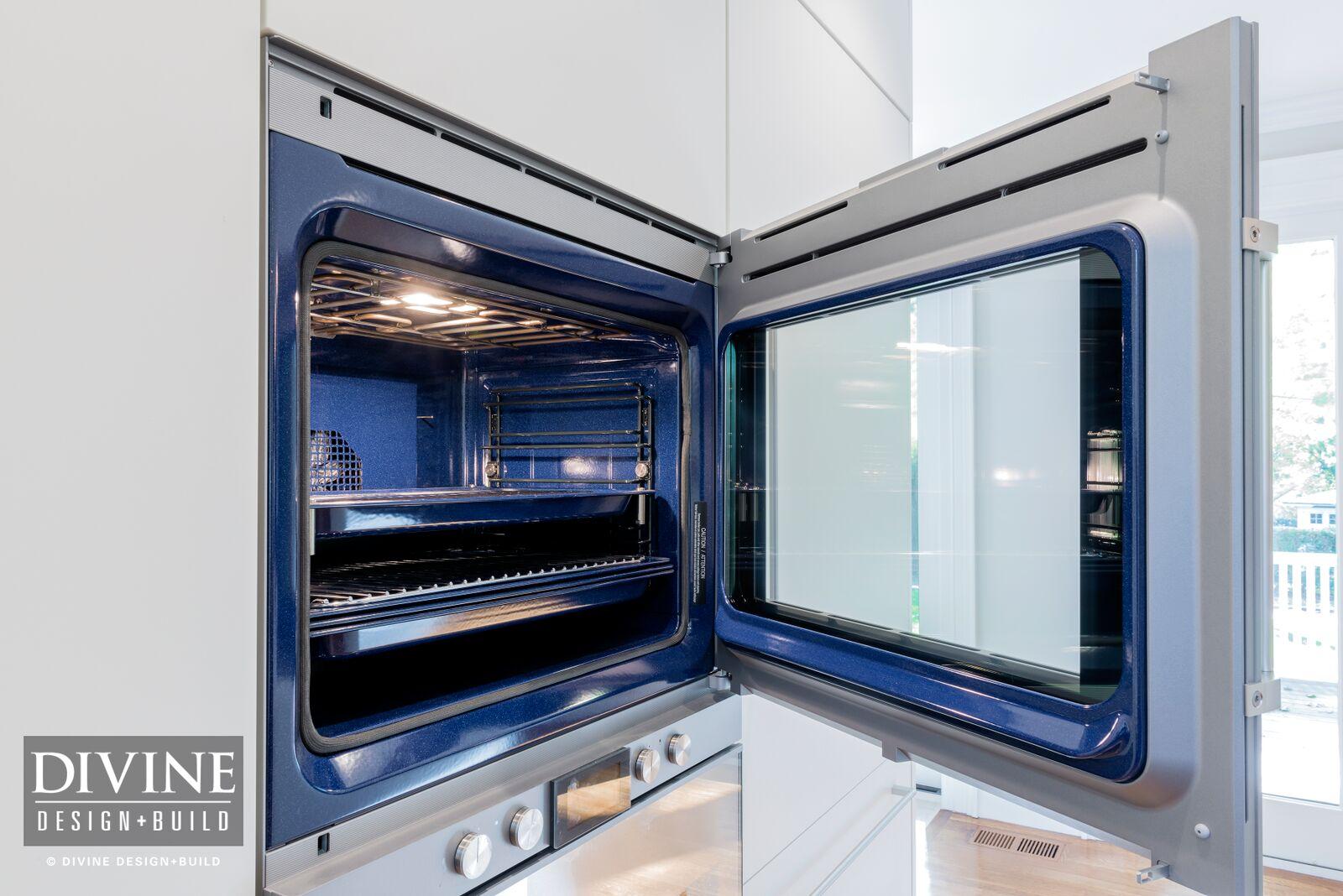 A Modern, High-Tech Kitchen in Newton, Mass. — Divine Design+Build