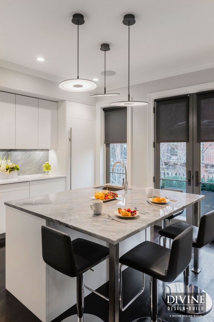 modern kitchen design boston