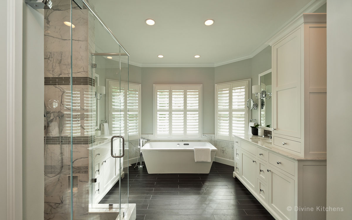 Modern Bathroom Design Ideas — Divine Design+Build