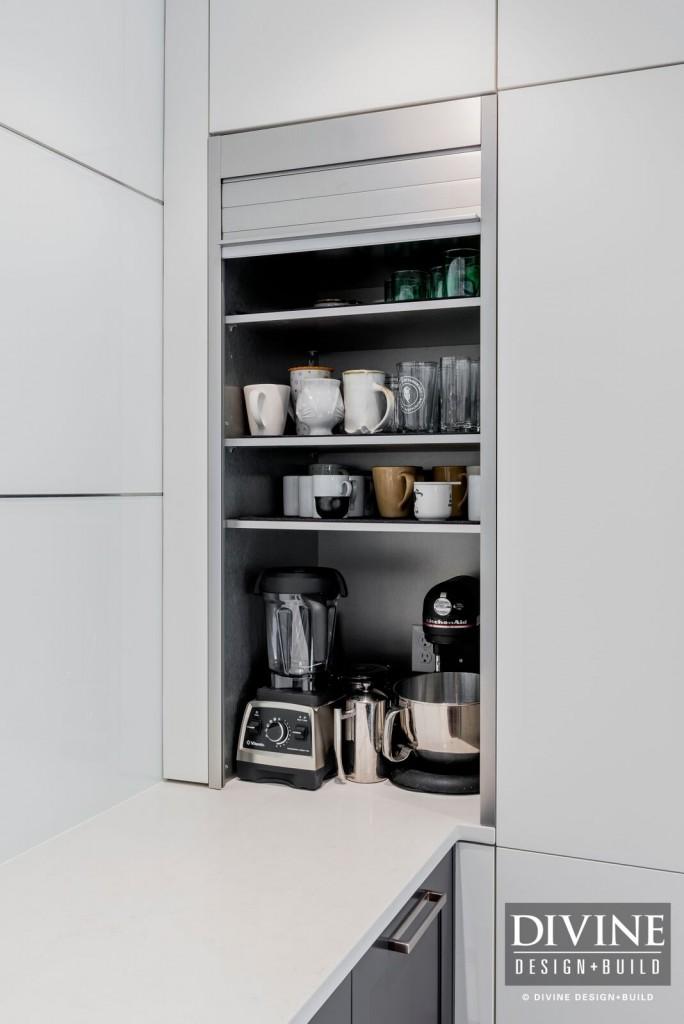 kitchen appliance garage-leicht