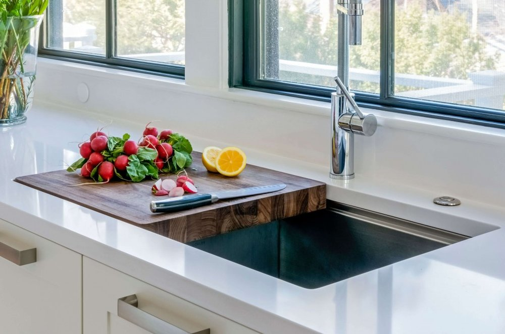 kitchen design trends 2017 - engineered countertops