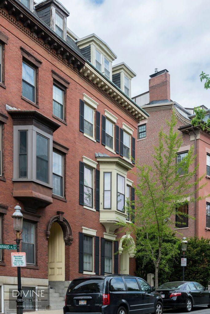 Charlestown boston kitchen design