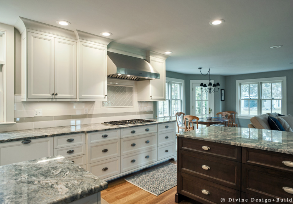 cup drawer pulls - kitchen design trends 2015